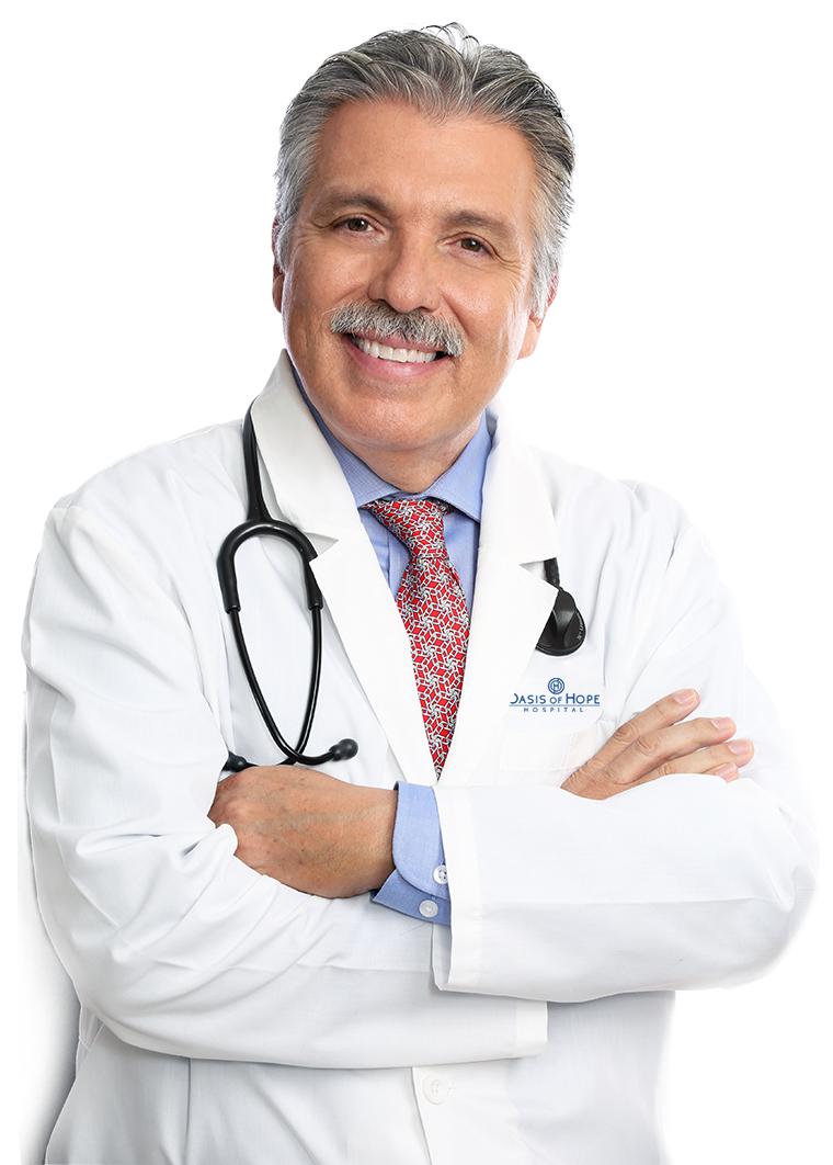 Dr Francisco Contreras - Oasis of Hope
